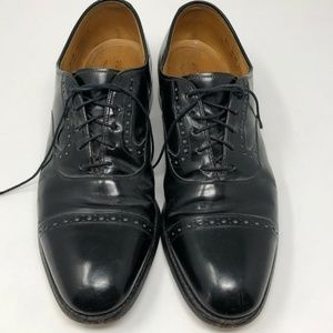 Johnston Murphy Heritage Mens 9.5B Dress Oxford